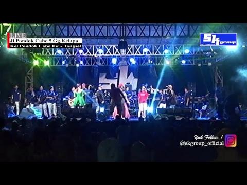 Live Streaming SK GROUP Zedag Zedug Edisi Jl Cabe 5 Pondok Cabe Ilir