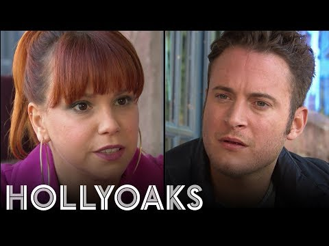 Hollyoaks: Nancy's Words Of Wisdom