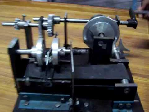 Paper Cutter Our Mechanical Project Youtube