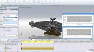 SolidWorks Motion Analysis (3/4)