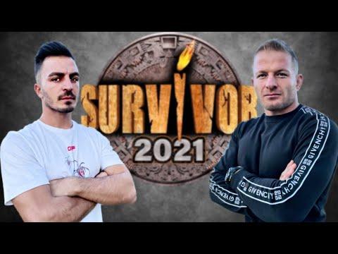 SURVİVOR 2021 ARKADAŞIMI GÖNDERDİM!! w/ İSMAİL BALABAN