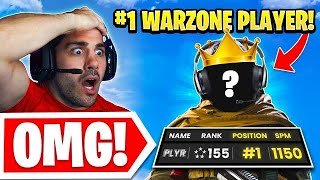 I Played With the BEST Warzone Player! 🤯
