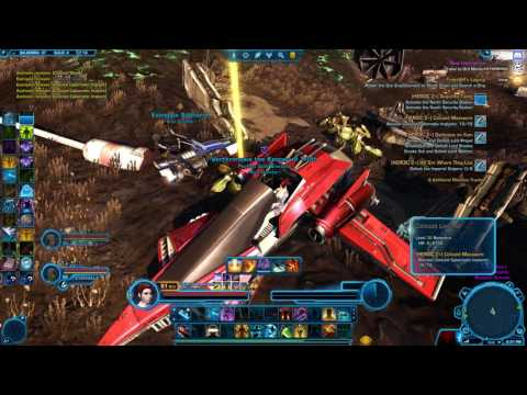 SWTOR: Trolling for Hatemail (Random Chat)