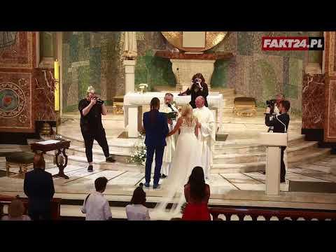 Ślub Marii Sadowskiej