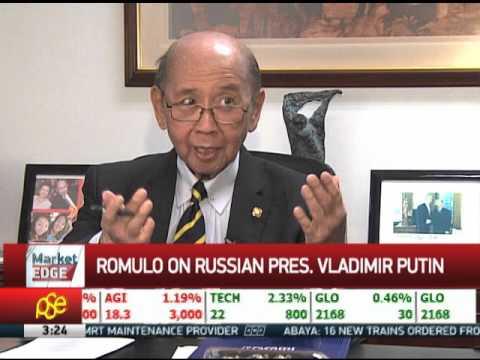 Envoy: Putin 'most interesting' among APEC leaders