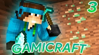 AM GASIT DIAMANTE! - GAMICRAFT | EPISODUL 3 - Minecraft Survival