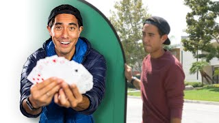 How illusionist Zach King pulls off his mind-blowing video magic
