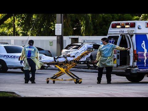 الولايات المتحدة تسجّل أكثر من ألفي وفاة بكورونا خلال 24 ساعة للمرة الأولى منذ 3 أشهر …  - 06:58-2020 / 8 / 7