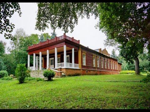 Мемориальный музей-заповедник П.П. Семенова-Тян-Шанского Чаплыгинский район Липецкая область