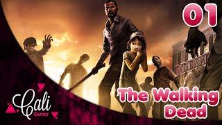 TWD The Game - Episódio 01 Gameplay Legendado em Português PT-BR #01