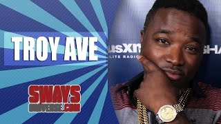 Troy Ave On Possibly Signing W/ TI, Reppin