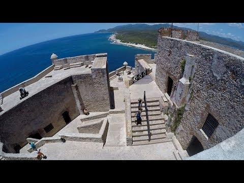 Castillo del Morro. San Pedro de la Roca Castle. Santiago de Cuba - Cuba.