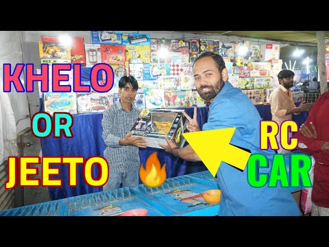 I PLAYED THE CHEAPEST & BEST GAMES WITH SPECSY SAHIL IN KHELO OR JEETO TO WIN RC PLANE🛩, RC CAR🚗||
