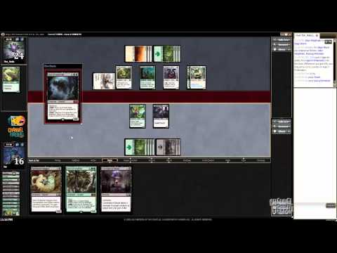 Channel LSV -  Magic 2015 Draft #3 (Match 1, Game 1)