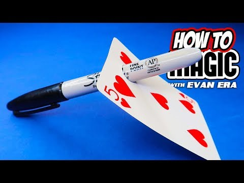 Top 5 EASY Magic Tricks With Cards