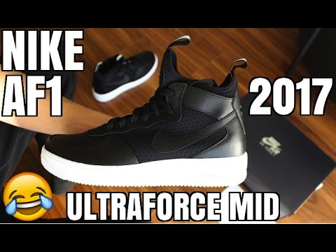 Force Nike Foot Air MidDetailed ReviewOn Ultraforce 1 2017 qVUGSzpM