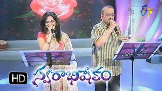 Kaastha Ninnu Song - SP.Balasubrahmanyam & Sunitha Performance in ETV Swarabhishekam - 15th Nov 2015
