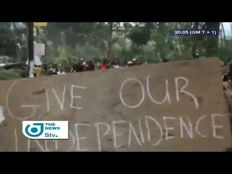 STV NEWS 08:00 PM - (BOMB EXPLOSION in DOUALA - HOT FRIDAY in NORTH-WEST and SOUTH-WEST)