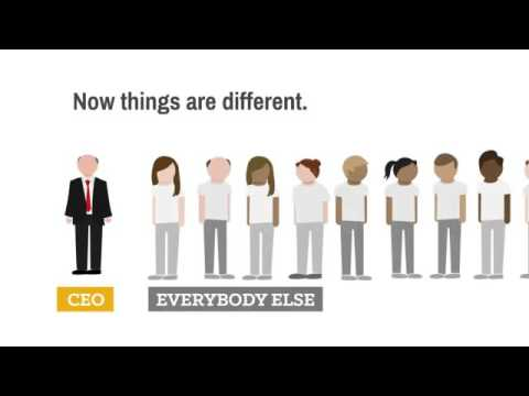 Runaway CEO pay in 30 seconds - ceo compensation  - executive compensation