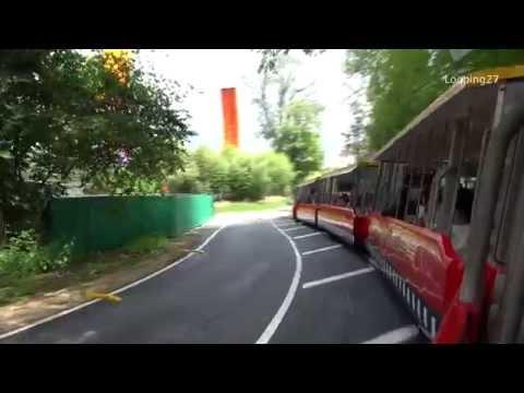Disneyland Paris - Studio Tram Tour (full ride) HD