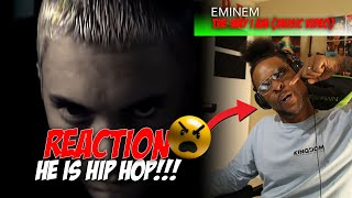 Eminem - The Way I Am || Reaction (WE CAN'T LIVE WITHOUT EM's MUSIC)