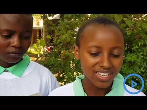 MCA Mbae At A Nakuru School To Launch Nation Media Group Children's Magazine Juniorsport