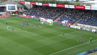 Highlights: Wycombe 1-2 Plymouth