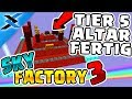 Tier 5 Blood Altar FERTIG !!! Blood Magic ✪ Minecraft Sky Factory 3 #48