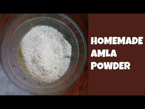 How to make amla powder | Amla during pregnancy | Homemade amla powder |  Indian gooseberry powder