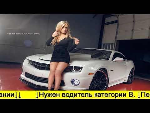 Требуется водитель - Новомосковск, работа на авито