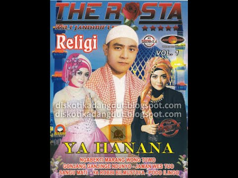 Dangdut The Rosta Religi Vol 1 Terbaru 2015~Dangdut Mp3