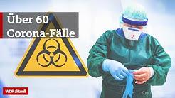 Coronavirus NRW: Zahl der Infizierten steigt weiter an | WDR Aktuelle Stunde