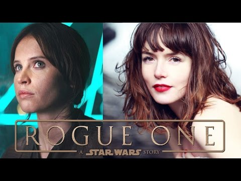 Rogue One Casts Valene Kane as Jyn's Mom minor spoilers
