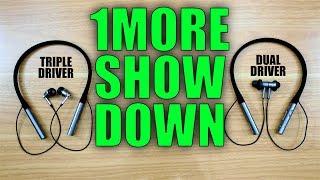 1MORE Bluetooth Headphone Showdown: Triple Driver + LDAC vs Dual Driver + ANC!