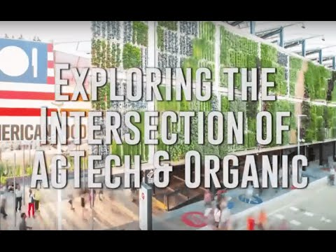 AgTech and Organics - A Periscope Recording