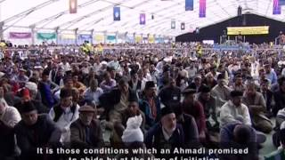 Day 2 Highlights - Jalsa Salana UK 2014