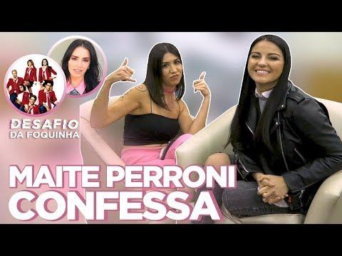 MAITE PERRONI RESPONDE: LALI E ANITTA, RBD, NOVO SINGLE, PRIMEIRAS VEZES... | Foquinha