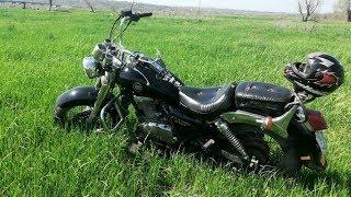 Обзор мотоцикла Baltmotors Classic 200. Китай в действии.Чуть чуть 18