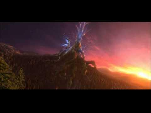 WarCraft III : Vernichtung Archimonde´s [Movie/Epic/German/Cinematic]