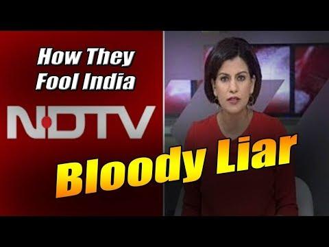 NDTV - One Day Many Lies | Propaganda of Prime Time Anti Modi Media | Aaj Ki Taza Khabar