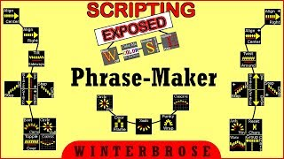 SCRIPTING EXPOSED: The Complete Uncensored Daz Script Source Code from the Phrase-Maker Projects
