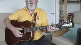 12-string Guitar: Old Woman From Wexford