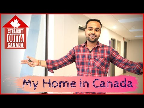 🔥 My Apartment Tour - Canada