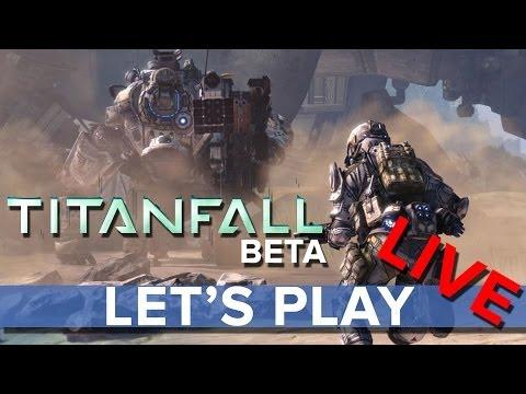Titanfall - Eurogamer Let's Play LIVE