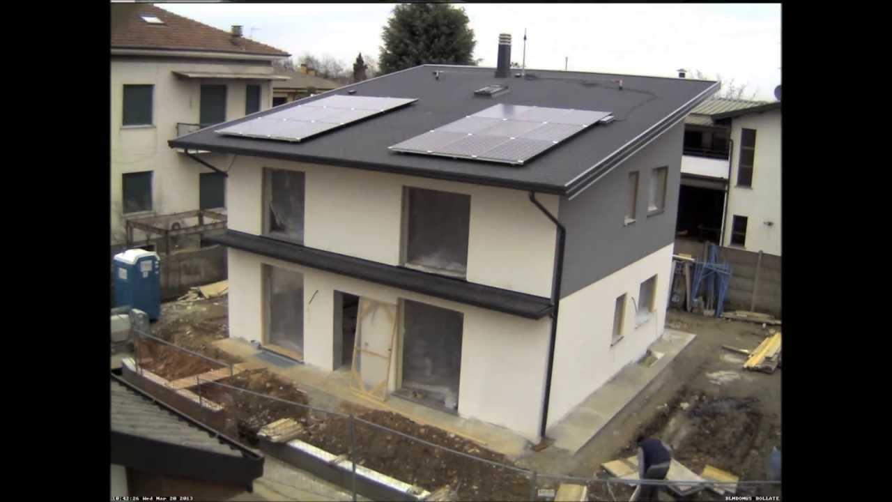 Blm domus casa passiva bollate fast youtube - Casa passiva milano ...
