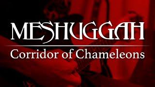 Meshuggah - Corridor of Chameleons (Full Instrumental Guitar Cover)