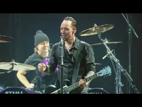 Volbeat Feat. Lars Ulrich - Guitar Gangsters And Cadillac Blood  (Live From Telia Parken 2017.08.26)