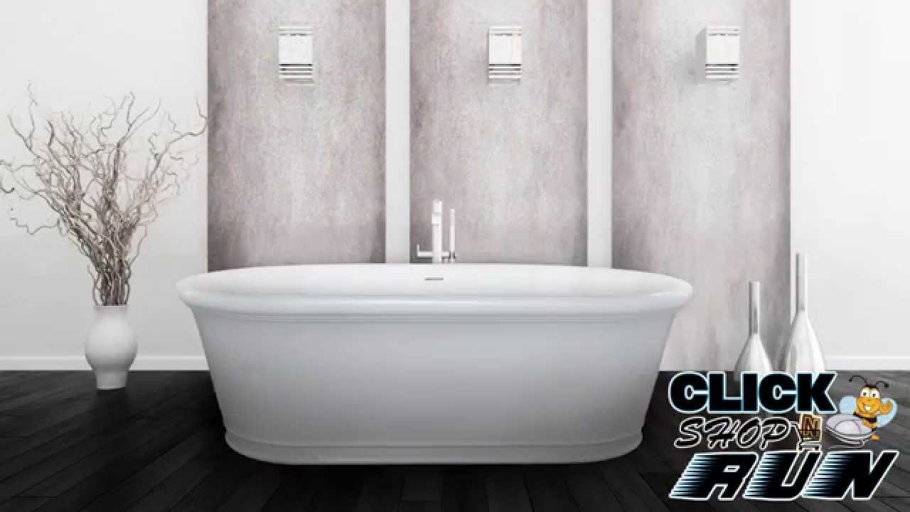 Hydro Systems Metro Collection Bathtubs Video Review ...