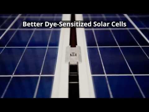 Better Dye-Sensitized Solar Cells