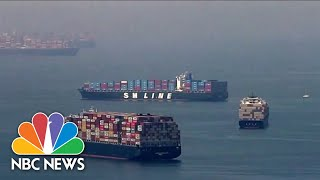 Ports of Los Angeles, Long Beach To Aperate 24/7 To Ease Supply Chain Backup